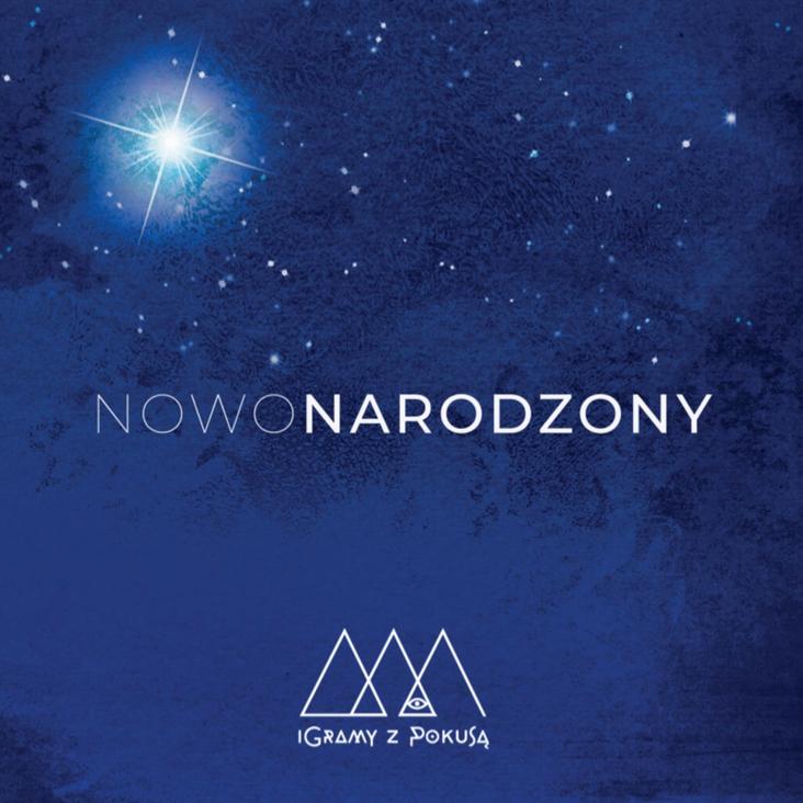 iGramy z Pokusą – Nowonarodzony (CD)