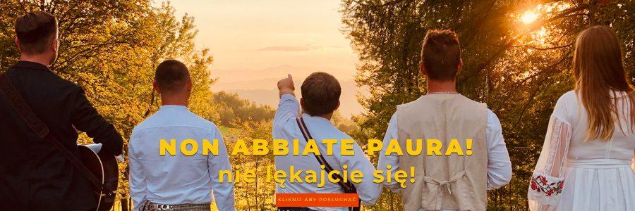 NON_ABBIATE_PAURA